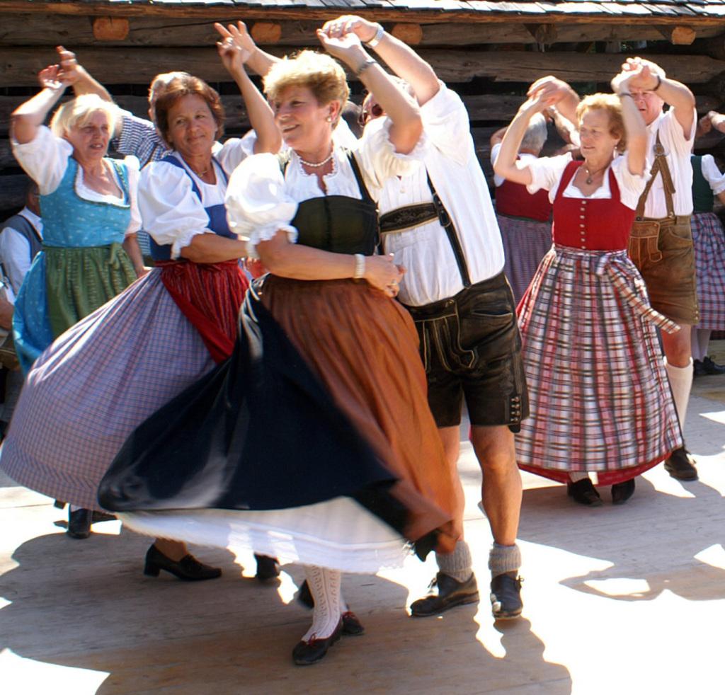 Boarischer Tanz